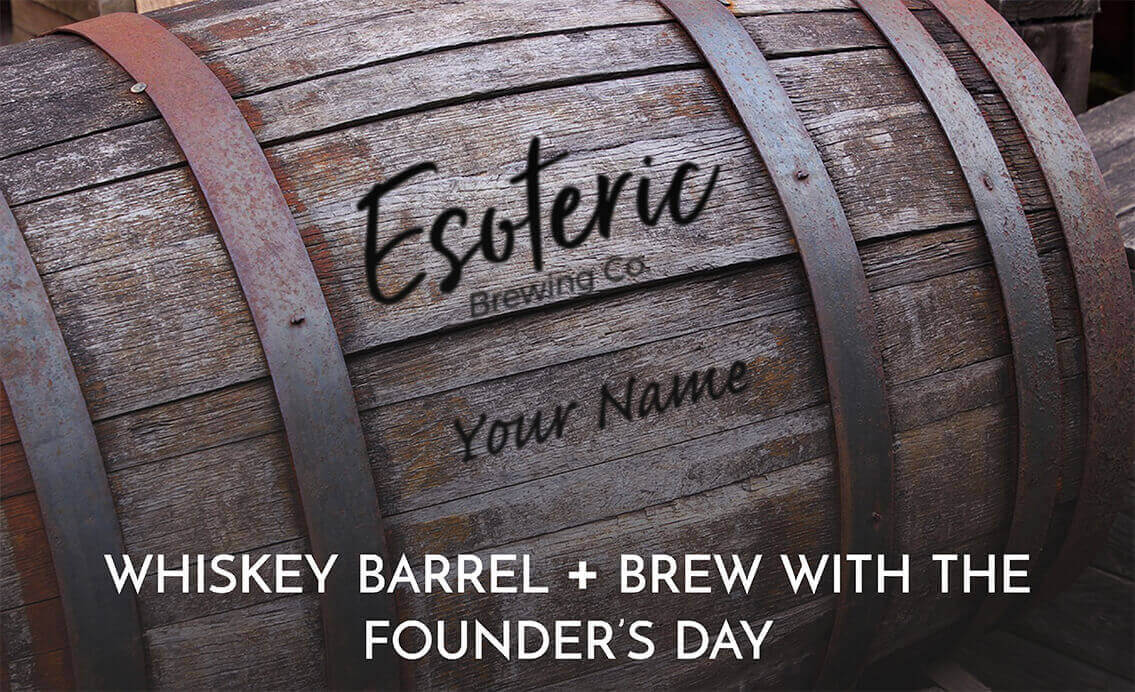 Esoteric Barrel